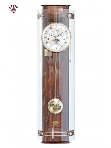 knightsbridge-wall-clock-walnut