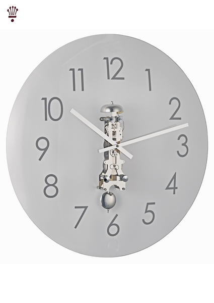 abbi-chrome-glass-wall-clock