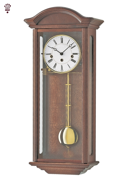 axford-wall-clock-walnut-finish