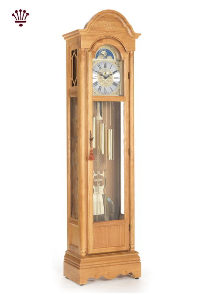 cavendish-grandfather-clock-oak