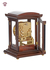 bradley-mantel-clock-walnut-movement