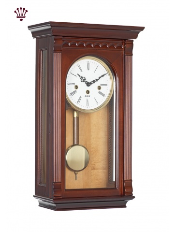 clyde-wall-clock-walnut