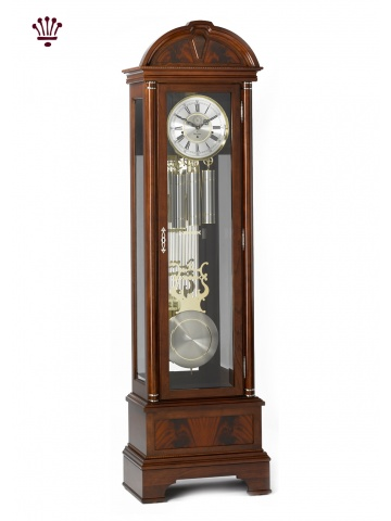fulton-grandfather-clock-mahogany